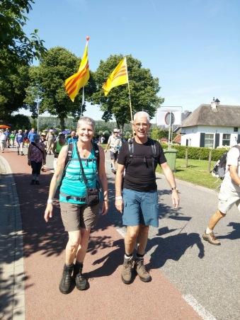 Nelleke en Ruud 1e dag van Elst